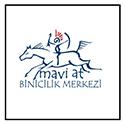 Mavi At Binicilik